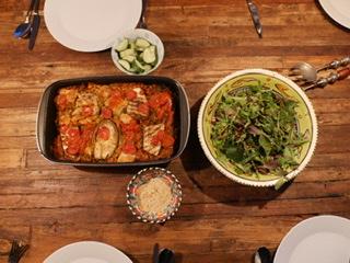 Vegan lasagne (recept)