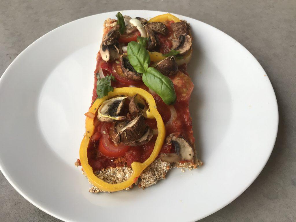 bloemkoolpizza-gesneden