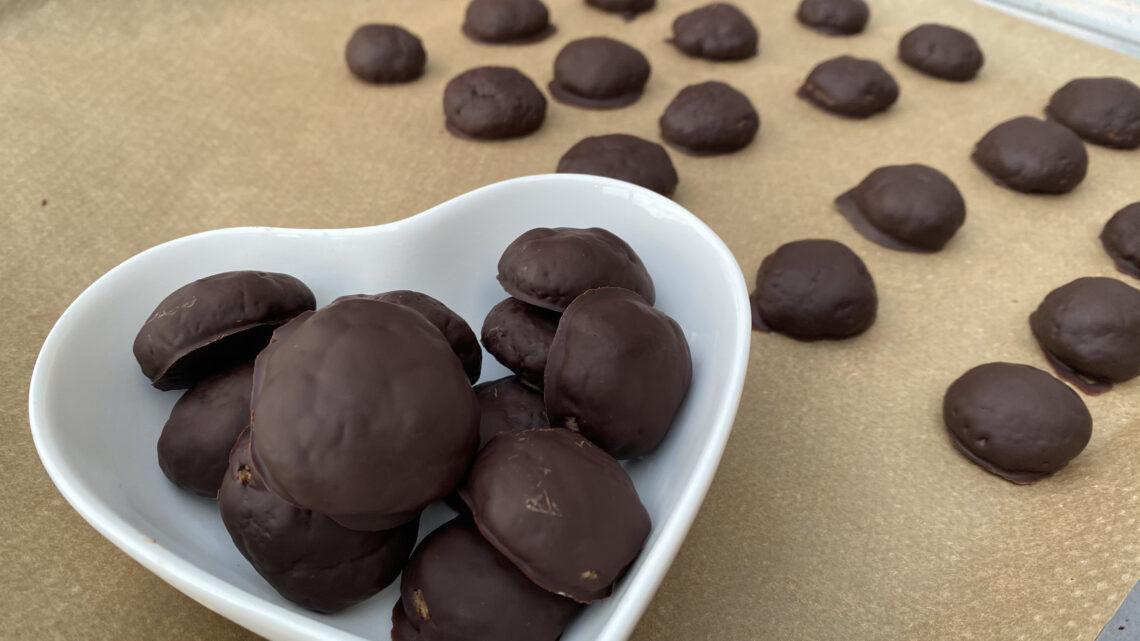 Vegan chocolade kruidnoten (recept)