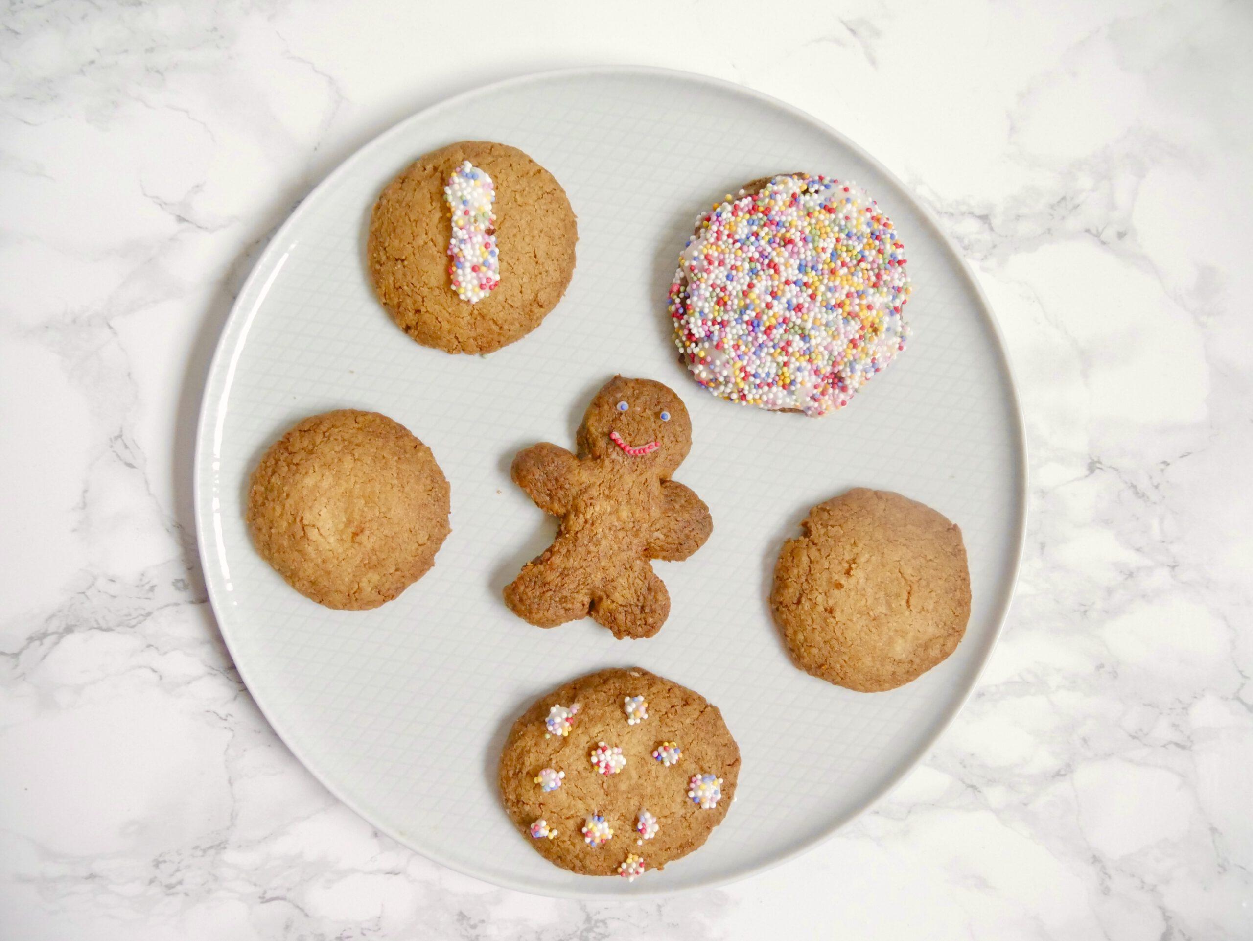 Vegan koekjes (recept)
