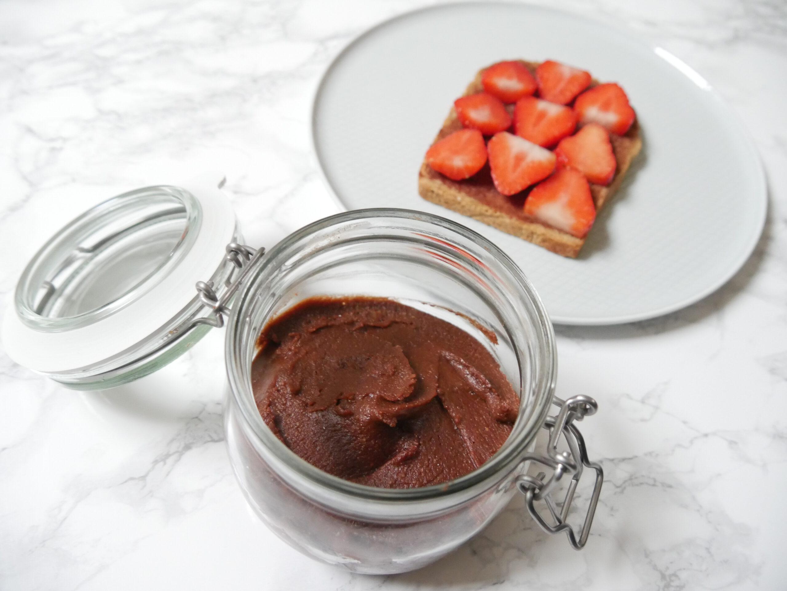 Gezonde vegan Nutella (recept)